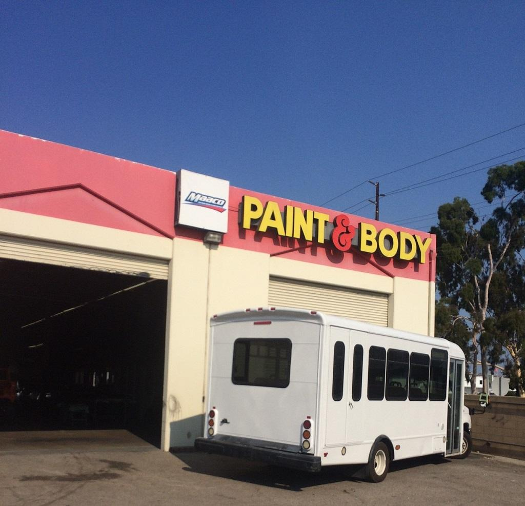 Maaco Collision Repair Auto Painting Oxnard Ca