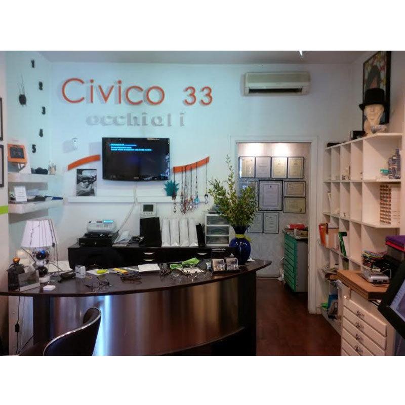 Civico 33 Occhiali