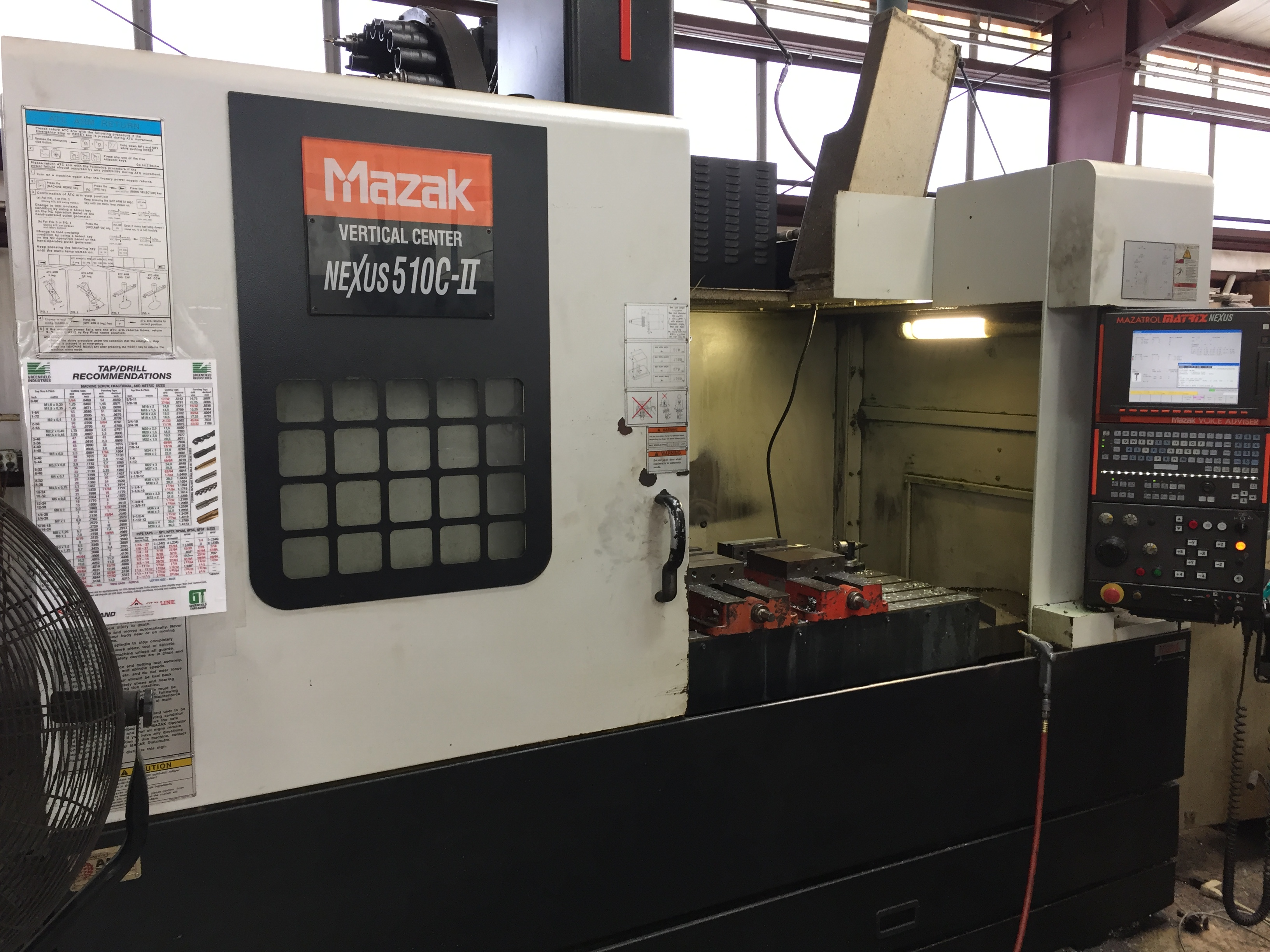 machine shop directory