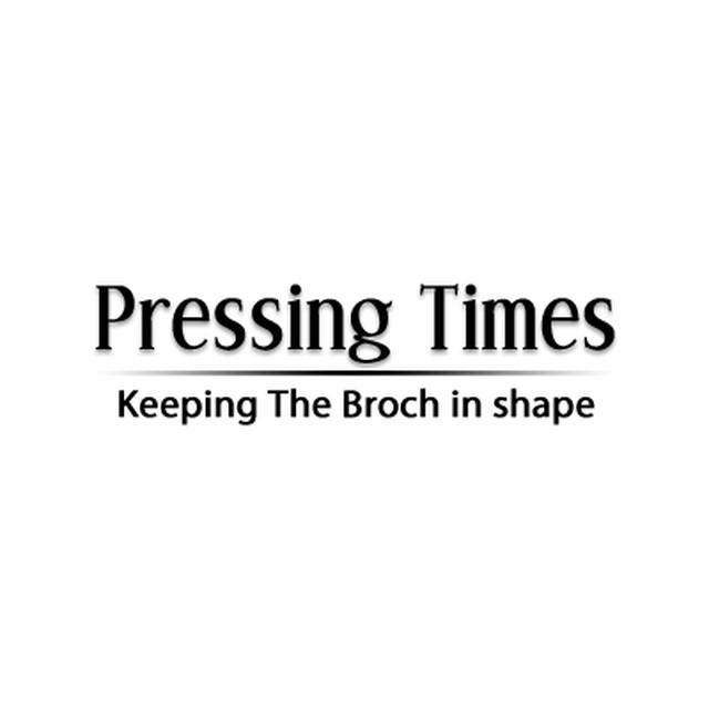 Pressing Times - Fraserburgh, Aberdeenshire AB43 9WG - 07967 897612 | ShowMeLocal.com