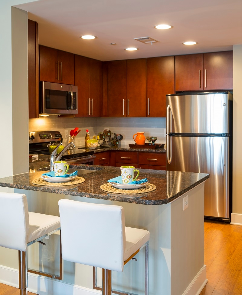 Triangle Place Apartments: Meridian At Mt Vernon Triangle, Washington DC (DC