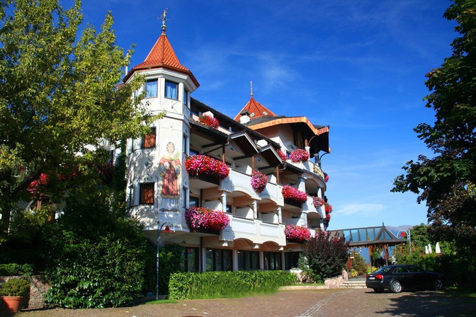 Hotel Stephanshof Granpanorama