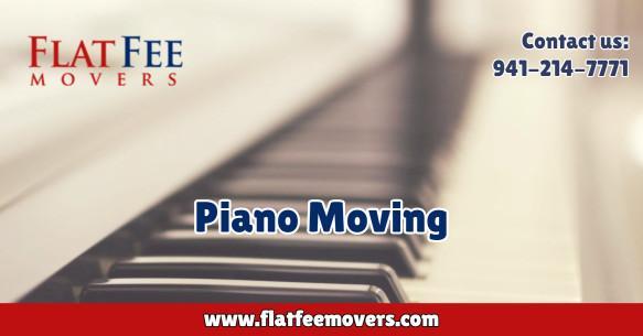 Flat Fee Moving LLC - Sarasota Moving Company