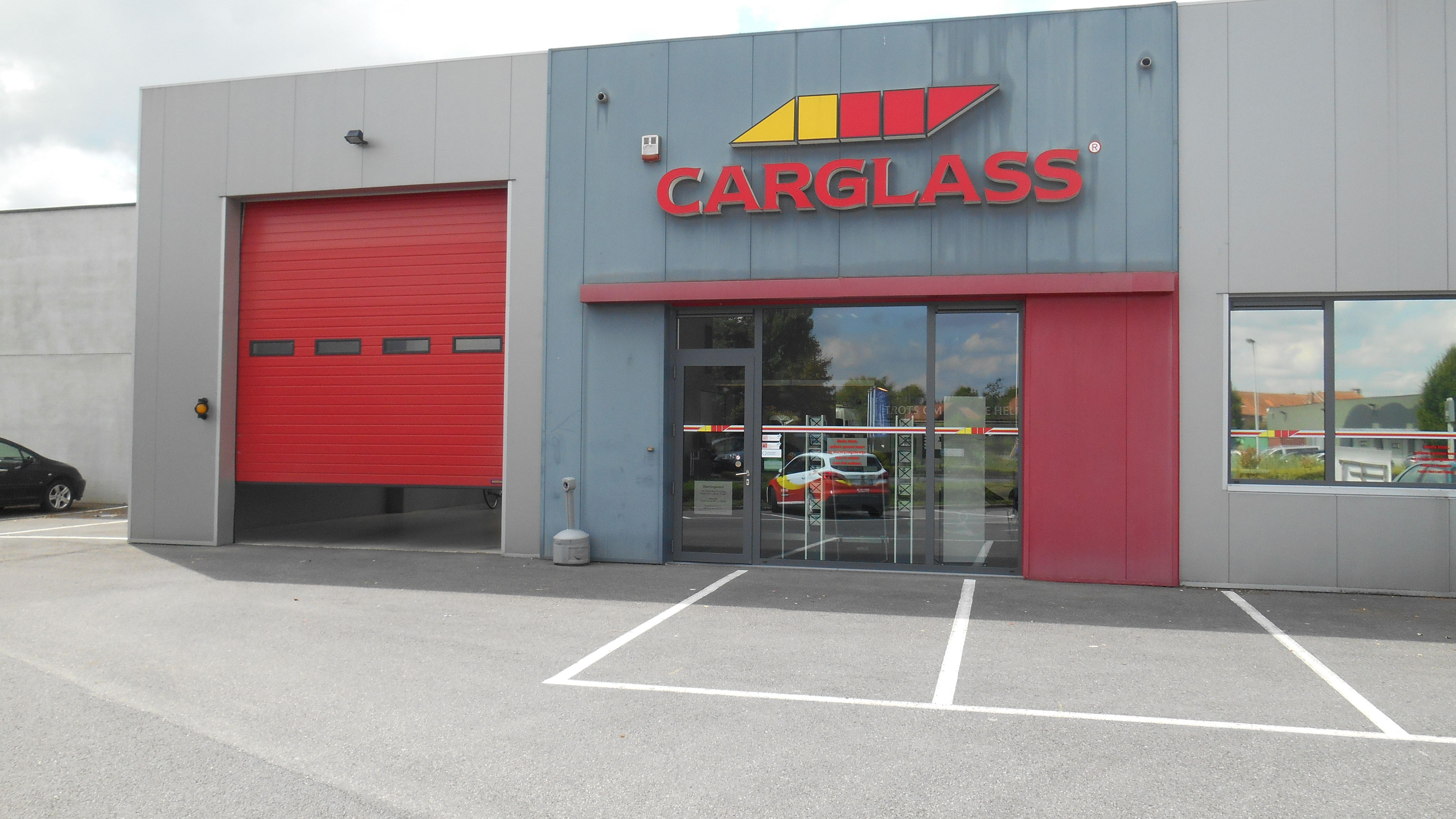 Carglass® Ieper: Autoruiten vervangen & herstellen