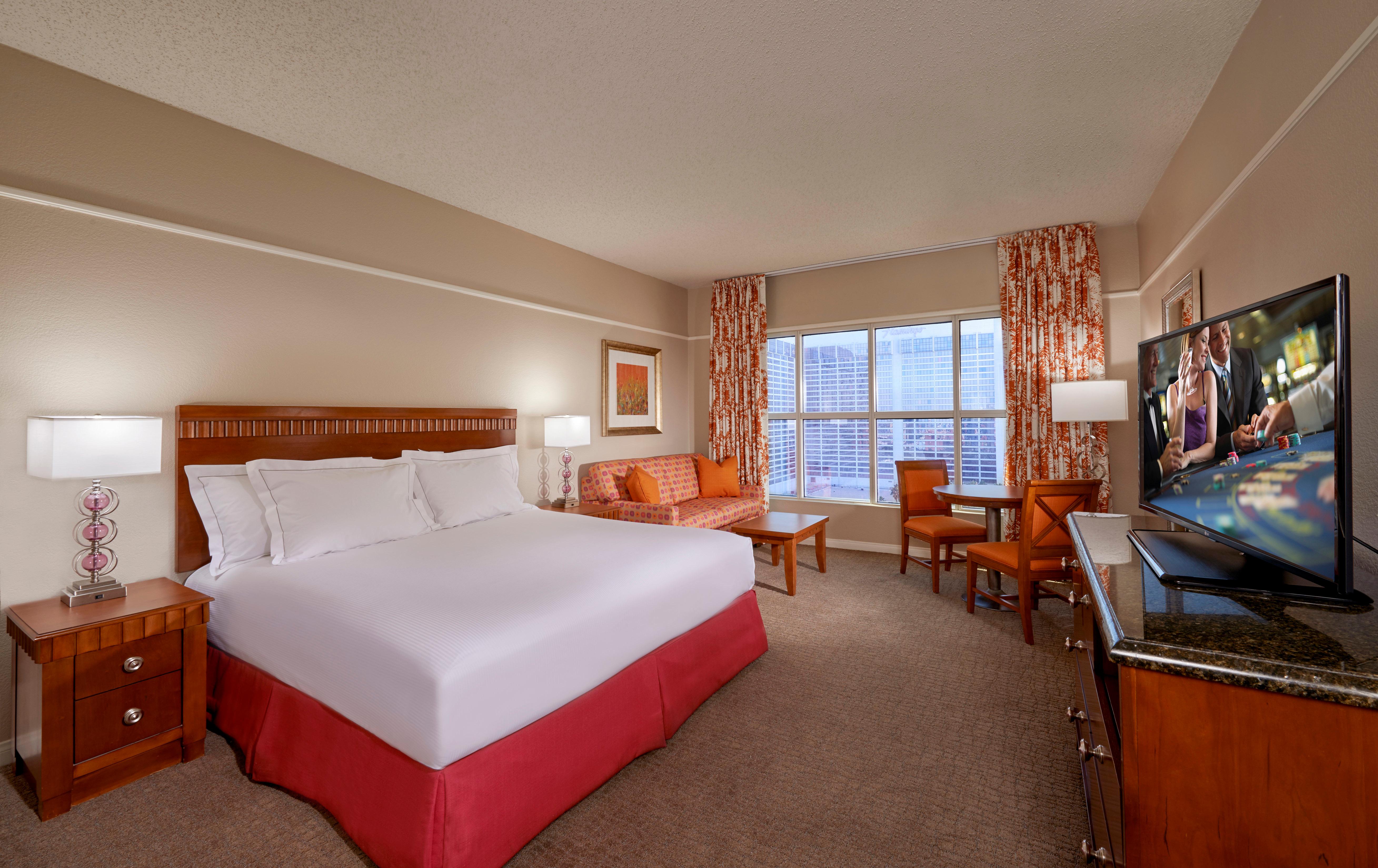 Hilton Grand Vacations At The Flamingo Las Vegas Nevada