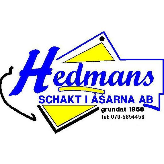 Hedmans Schakt I Åsarna AB Logo