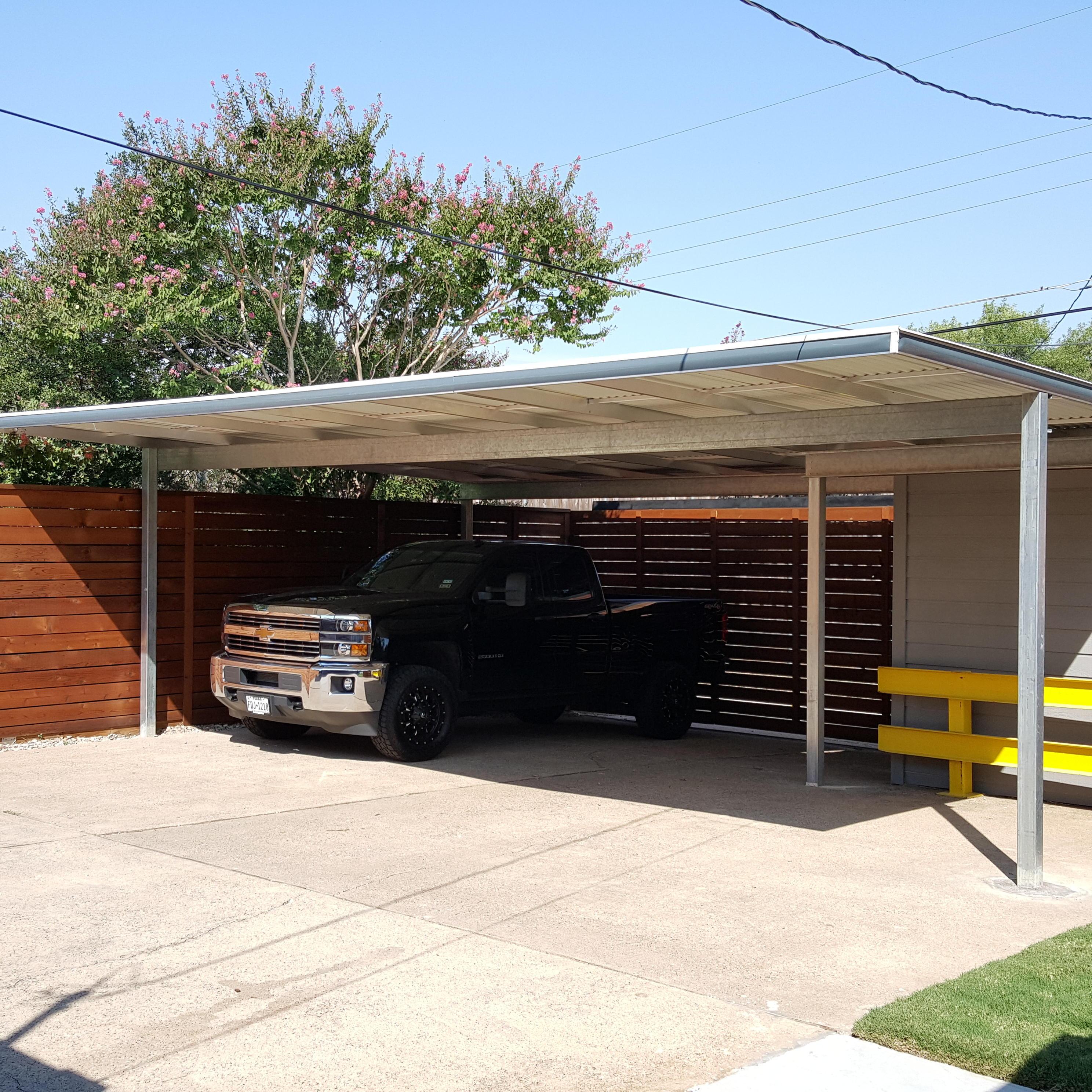 Modern Patio Carport : Modern home patio company dallas texas tx