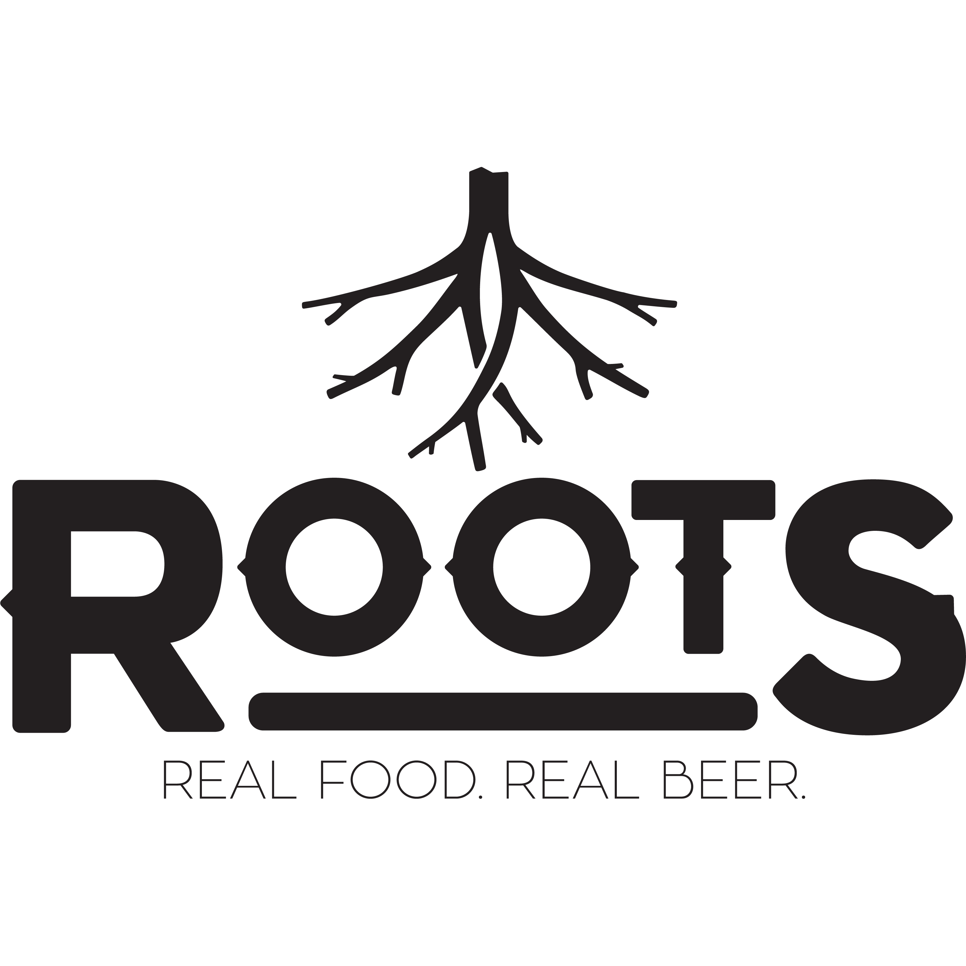 Roots Real Food Real Beer
