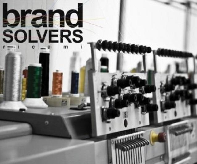 Brand Solvers Ricami