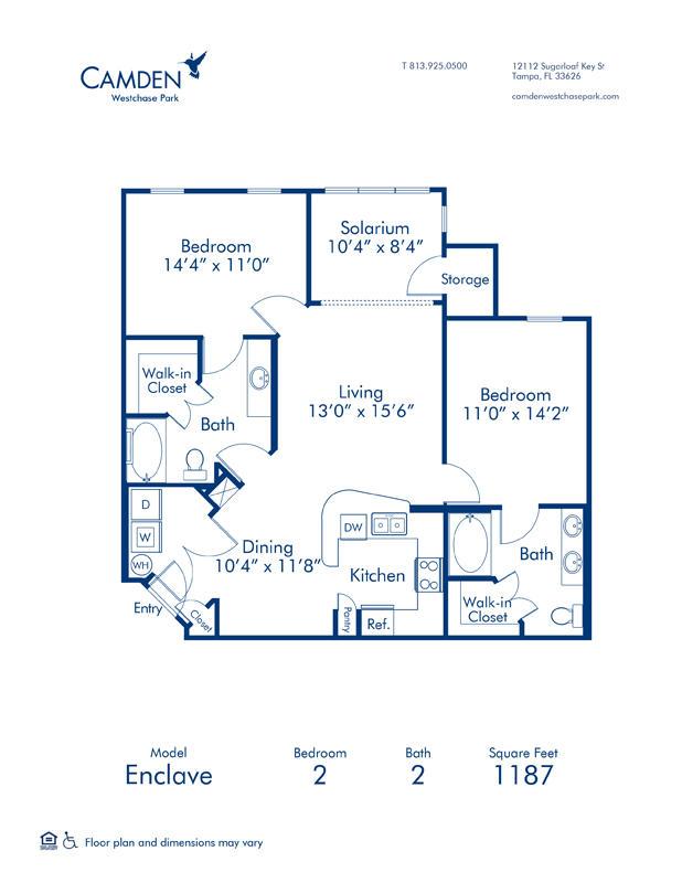 Camden Westchase Park Apartments