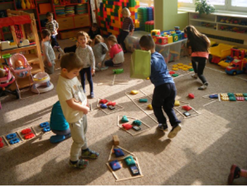 Mateřská škola Kolín II., Bezručova 801