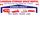 Canadian storage space rental