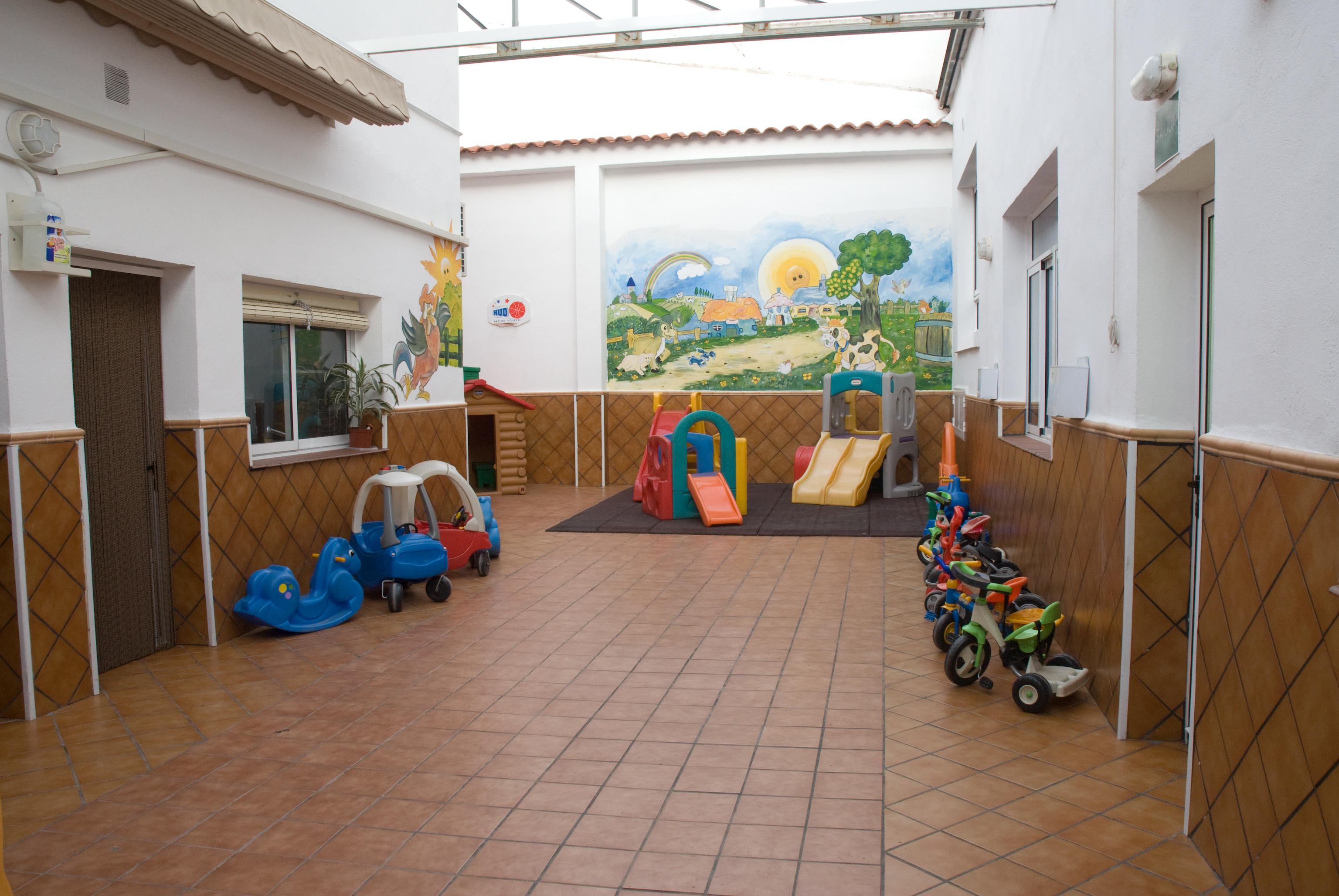 Centro de Educación Infantil Trazos
