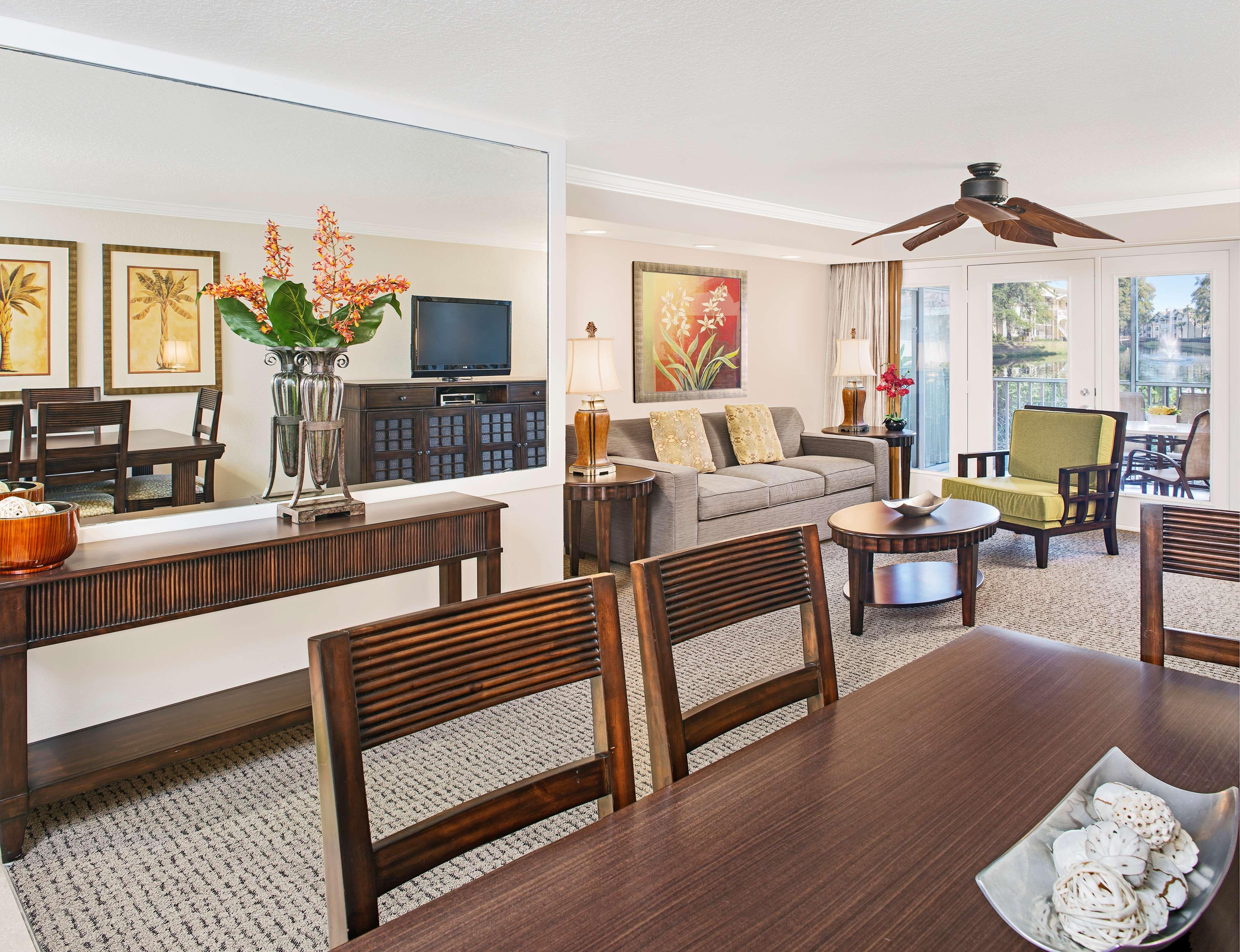 Sheraton Vistana Resort Villas Lake Buena Vista Orlando Orlando Florida FL