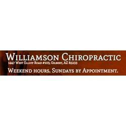 Dr. Brad P. Williamson D.C.