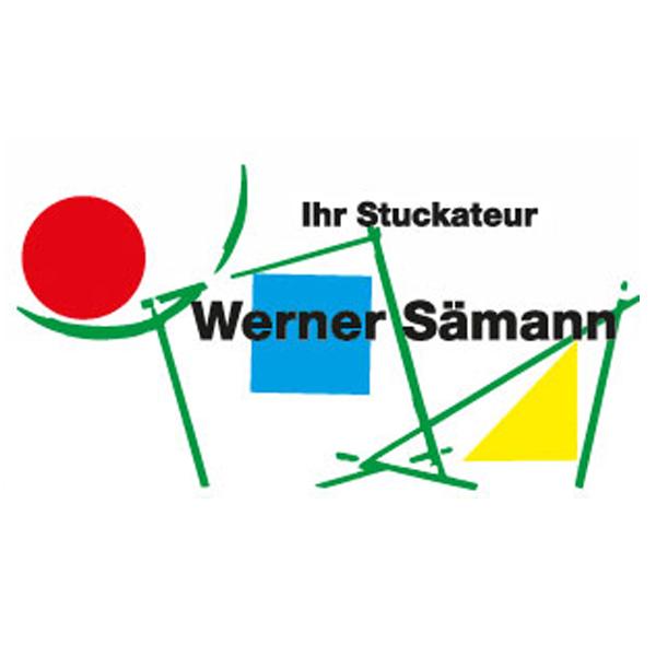 Werner Sämann Stuckateurbetrieb GmbH & Co KG Logo