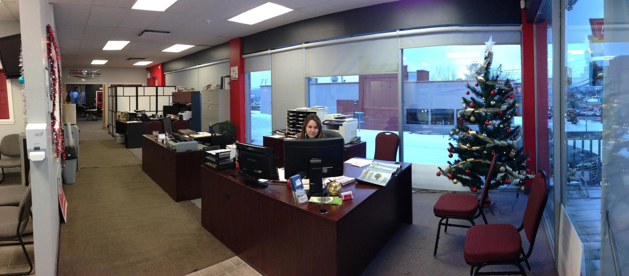 Conduipro Estrie Télécopieur à Sherbrooke