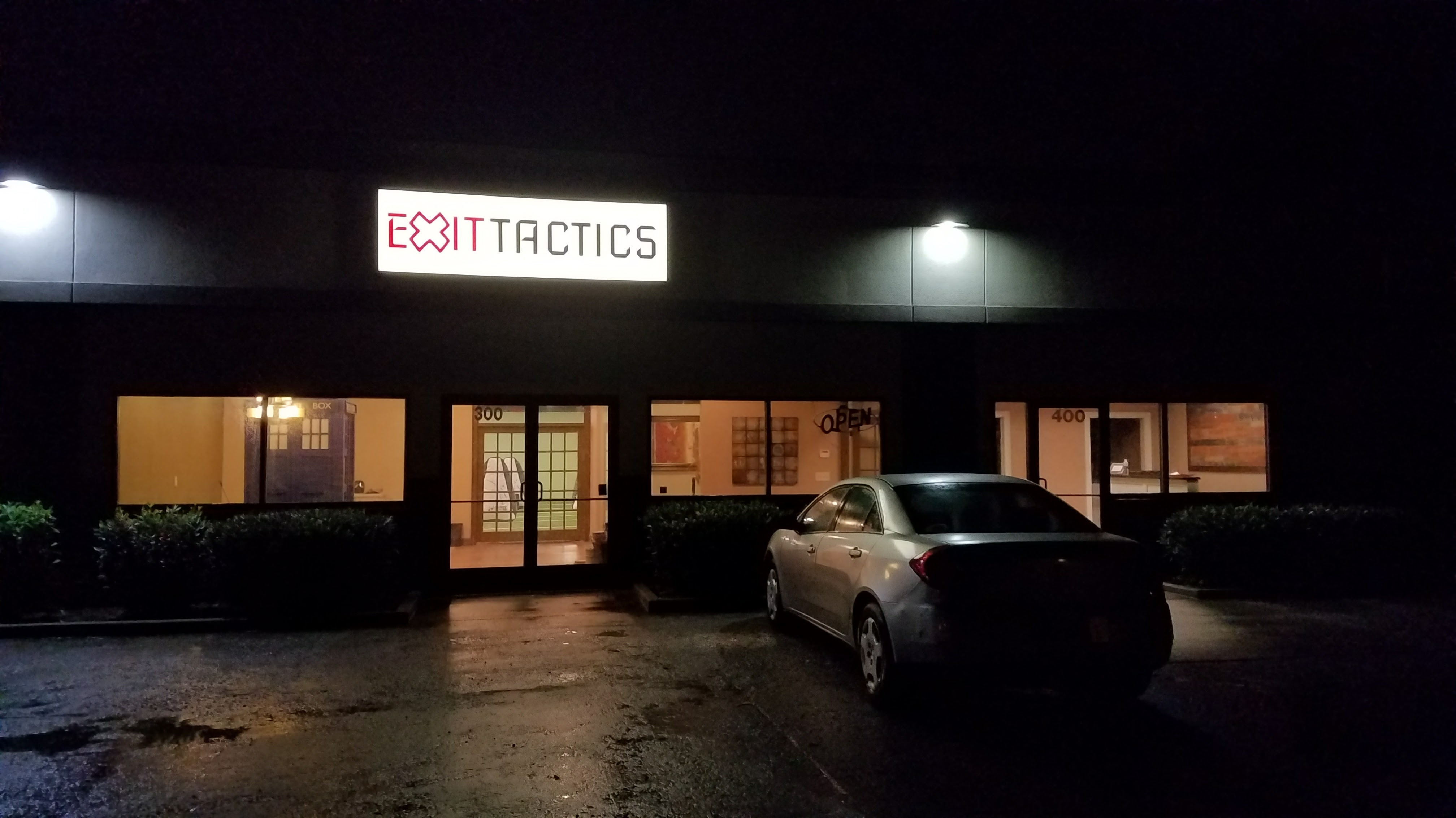 Exit Tactics Coupons Near Me In Hendersonville 8coupons