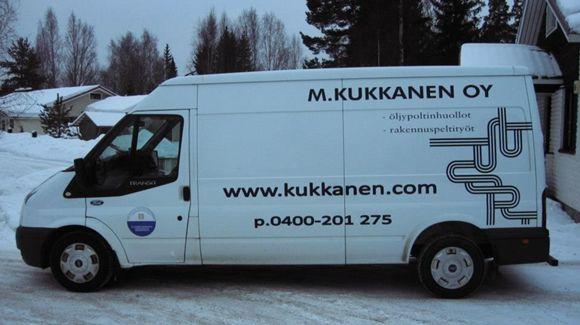 M. Kukkanen Oy