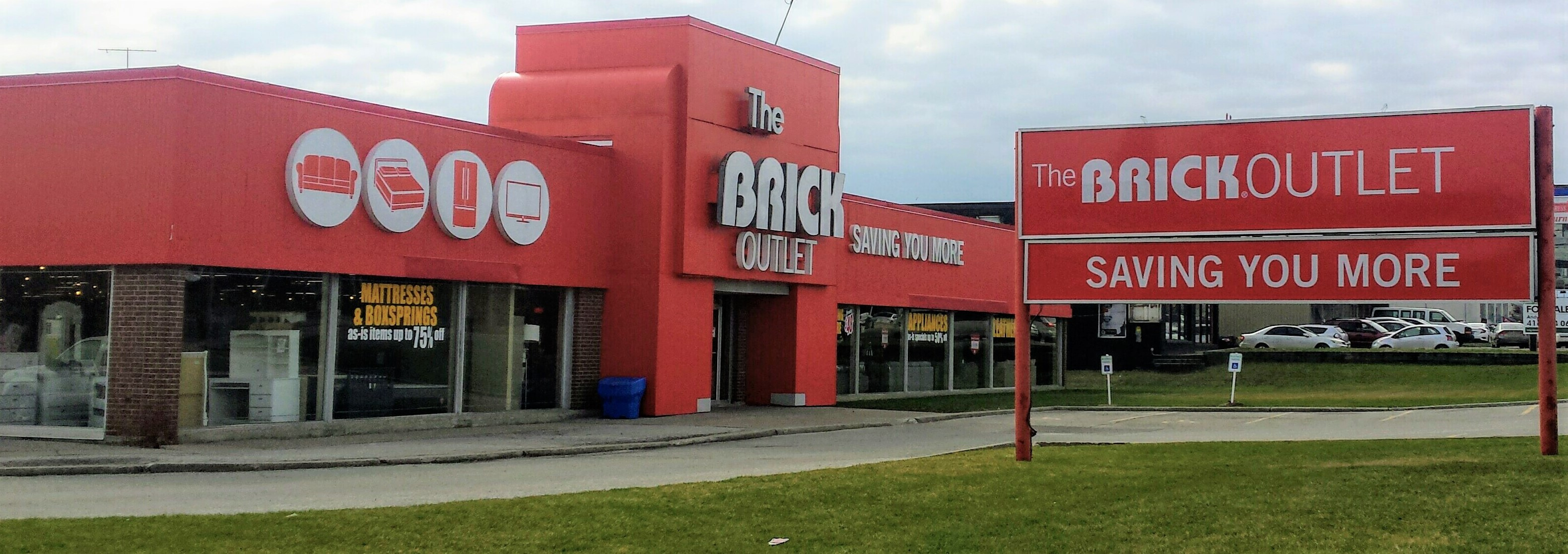 The Brick Outlet