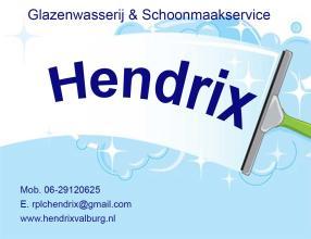 Glazenwasserij & Schoonmaakservice Hendrix