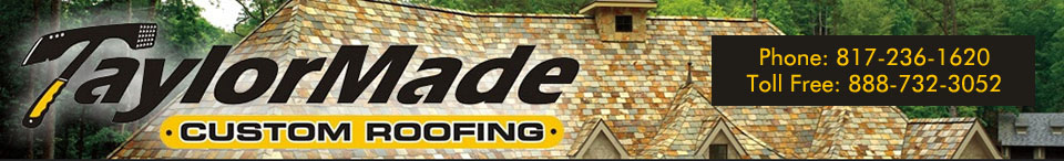TaylorMade Custom Roofing