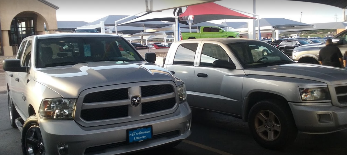 Jim Harte Nissan >> All American Chrysler Jeep Dodge Ram Fiat of San Angelo in San Angelo, TX 76901 ...
