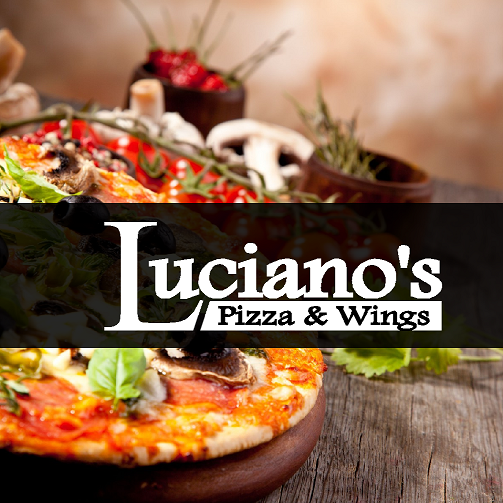 Lucianos pizza and wings