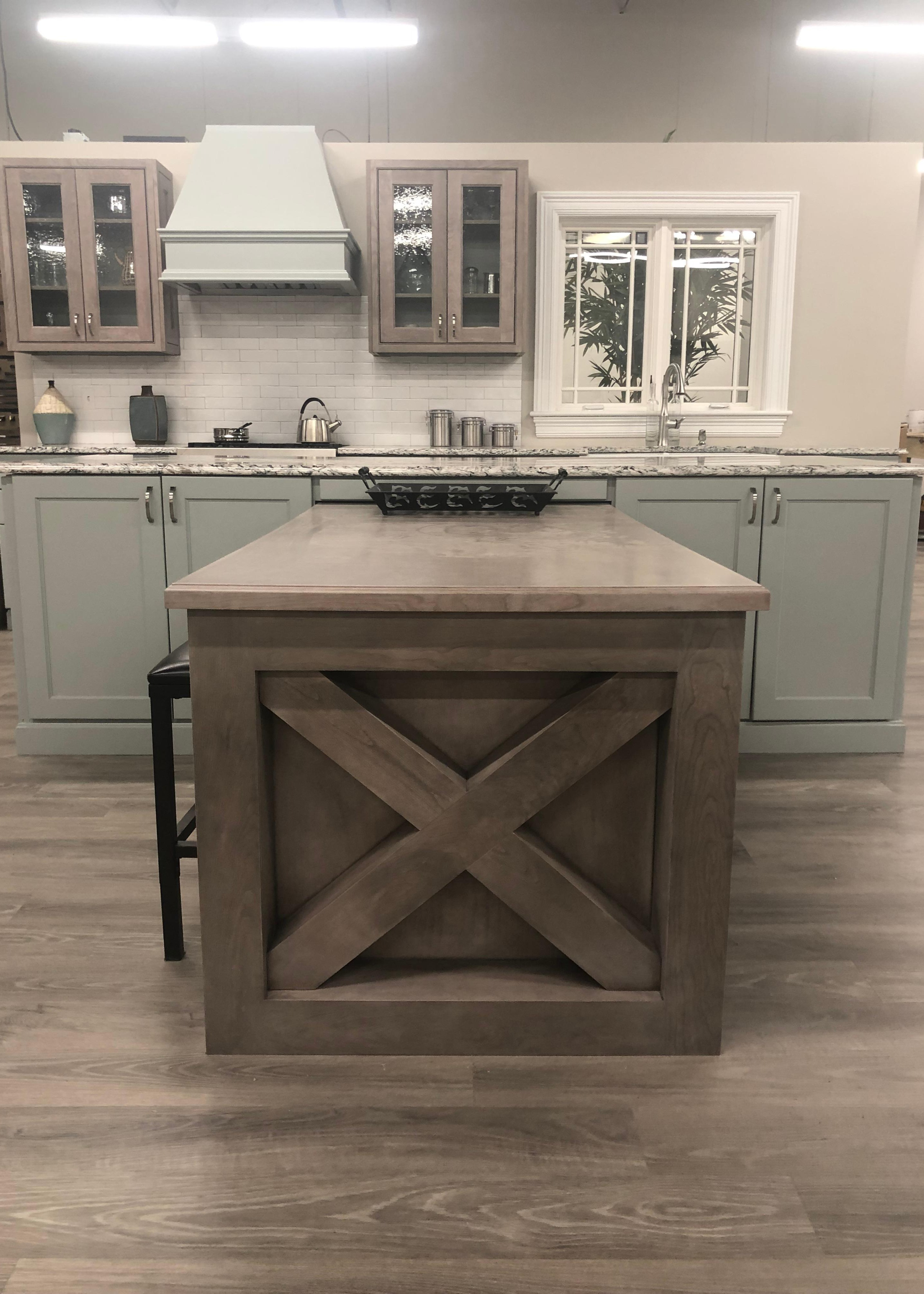 National Lumber Home Finishes - Kitchen Views