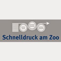 Bild zu Schnelldruck am Zoo in Düsseldorf