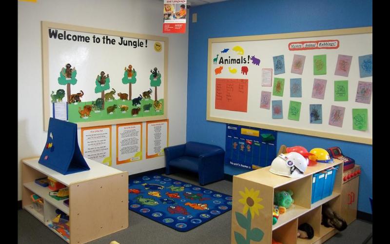Classroom Ideas For 1 Year Olds ~ Sunnyvale kindercare california ca