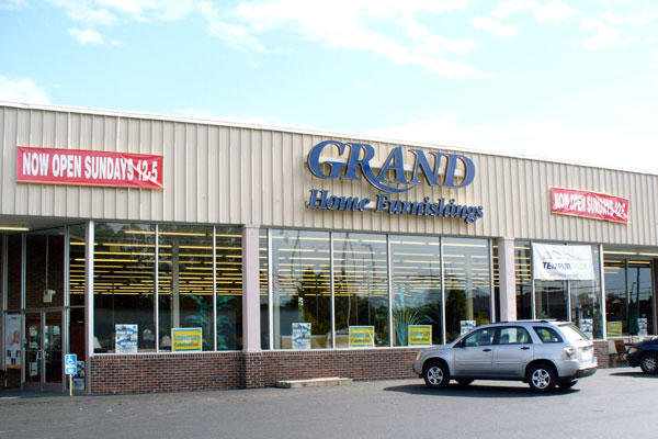 Grand Home Furnishings Bristol Virginia Va