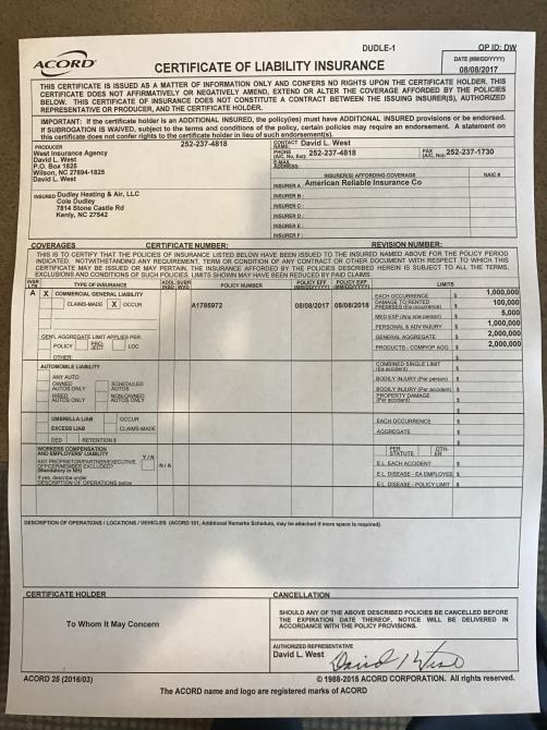 Hvac Maintenance Inspections Tune Ups Service Autos Post