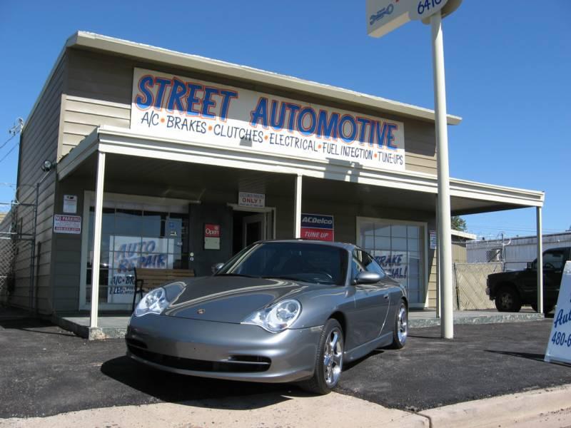 Street Automotive - Mesa, AZ
