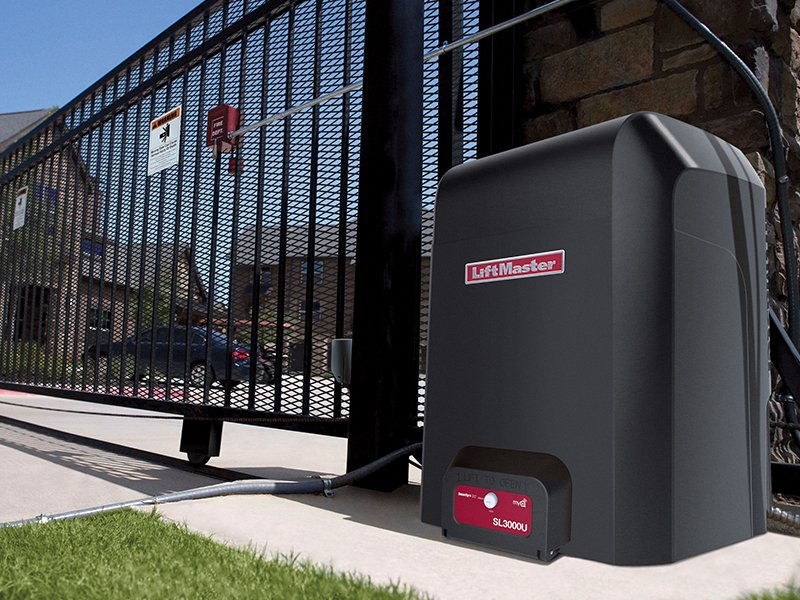 We carry a full array of Liftmaster products for all your commercial and residential needs