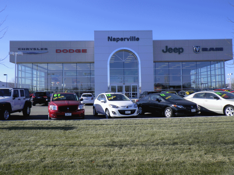 Used Car Dealers In Naperville Il