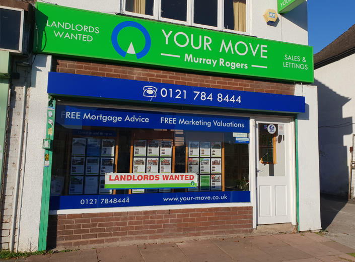 Your Move Estate Agents Murray Rogers Stechford