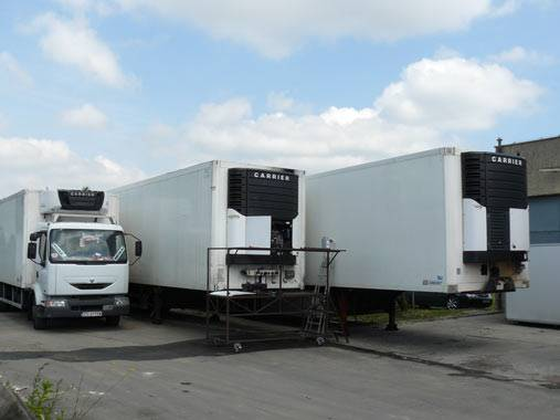 Thermo Cars Chłodnictwo Transportowe