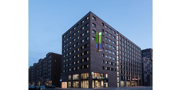 Holiday Inn Express Hamburg - City Hauptbahnof