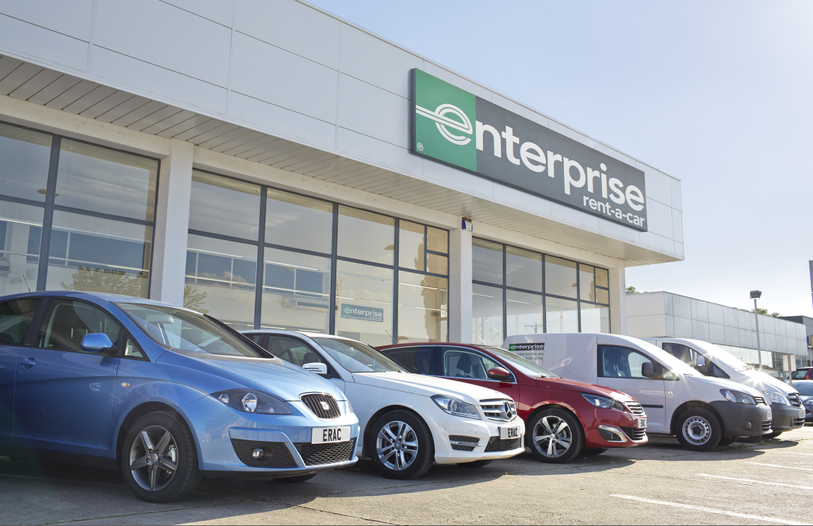 Enterprise Rent-A-Car - Portishead