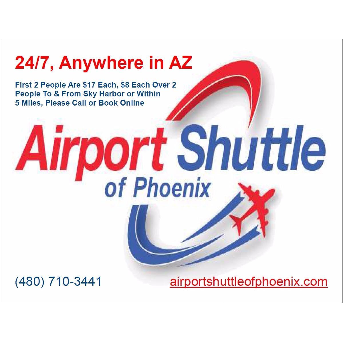 Airport Shuttle of Phoenix