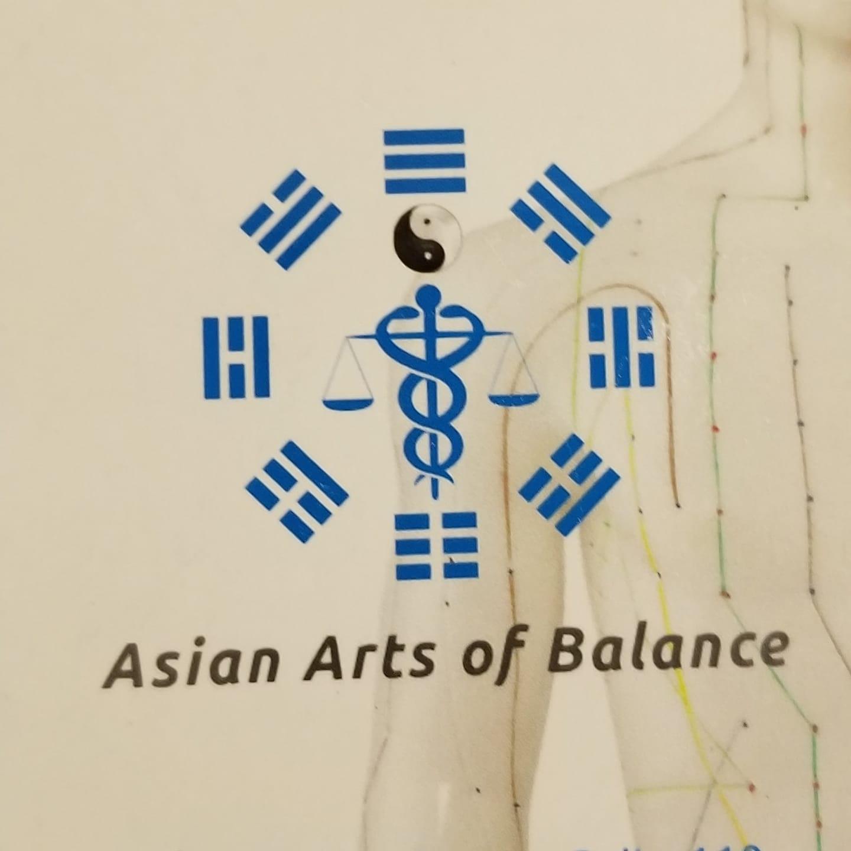 Asian Arts of Balance