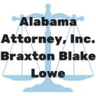 Alabama Attorney, Inc. Braxton Blake Lowe