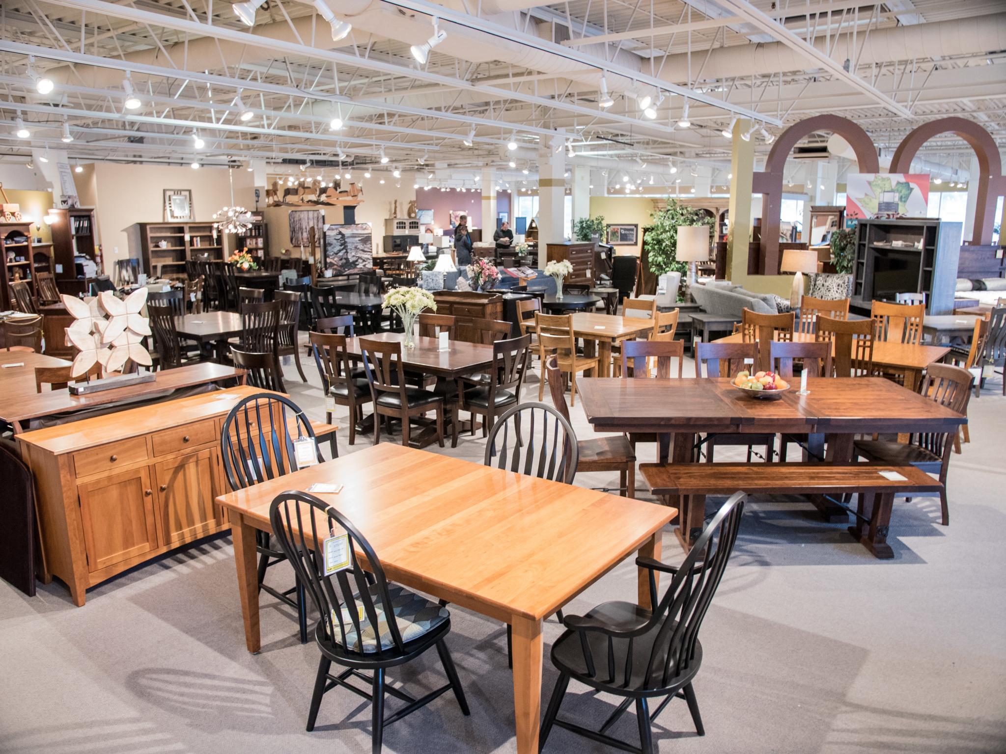 Amish Furniture Designed Inc