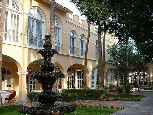 Crowne Plaza Resort Phoenix - Chandler Golf Resort  Chandler Arizona  Az
