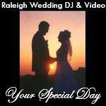 Raleigh Wedding DJ and Video - Raleigh, NC - Camera & Video