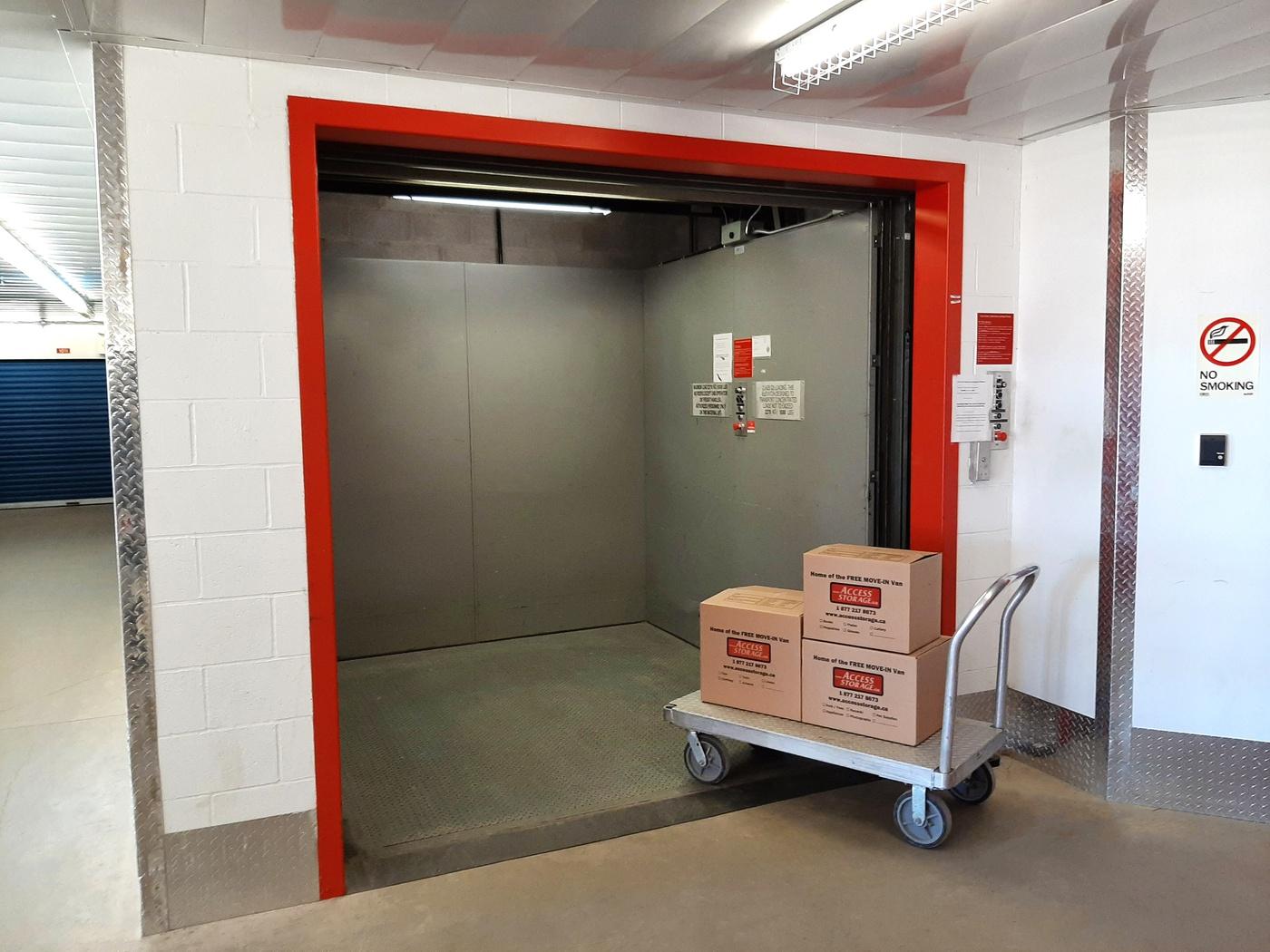 Access Storage - Stouffville