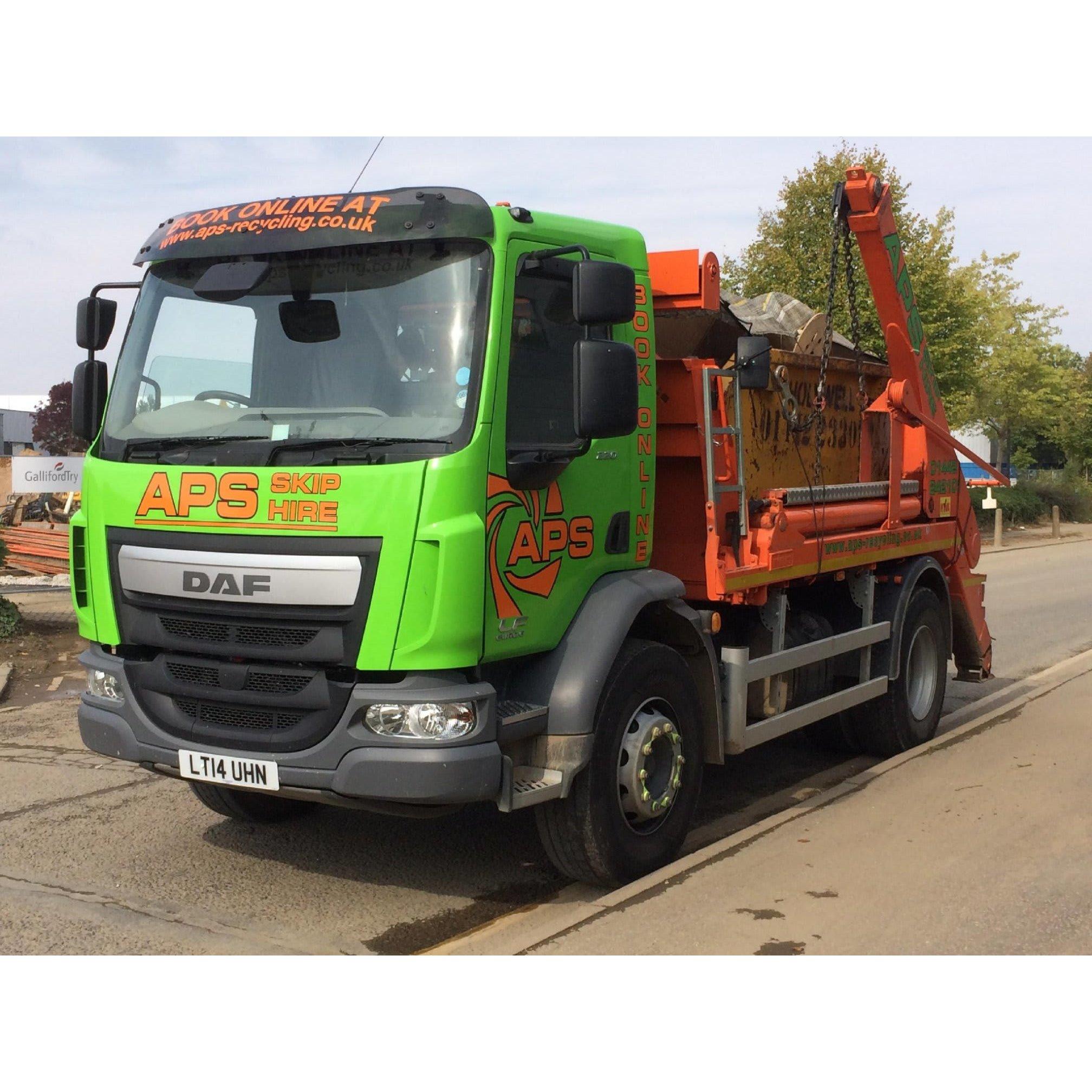 APS Recycling & Skip Hire - Hemel Hempstead, Hertfordshire HP2 7DX - 01442 242101 | ShowMeLocal.com