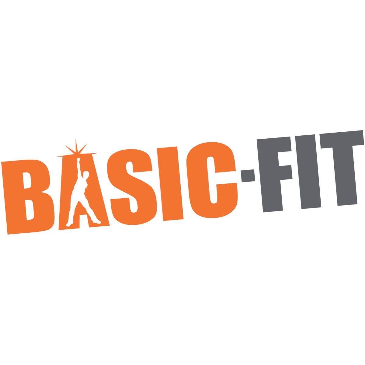 Basic-Fit Middelburg Podium Logo