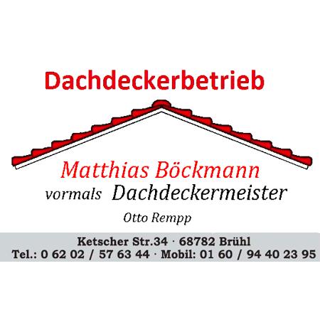 Bild zu Dachdeckerbetrieb Matthias Böckmann in Brühl in Baden